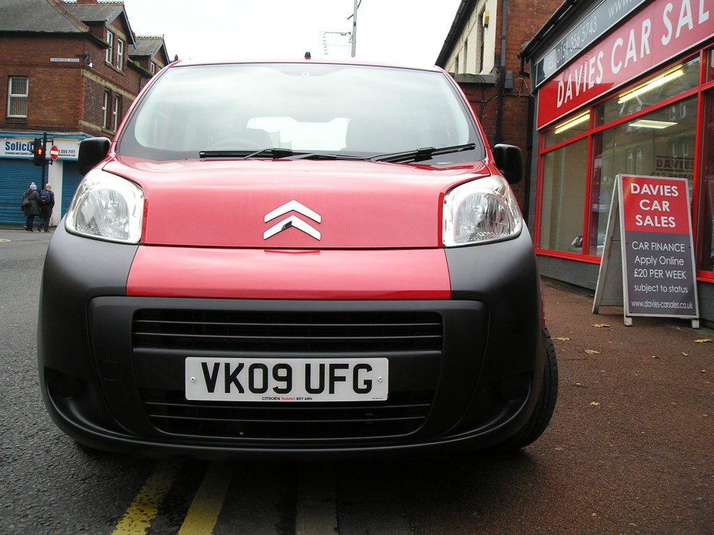 CITROEN NEMO 1.4 8V 5DR 8K ONLY,