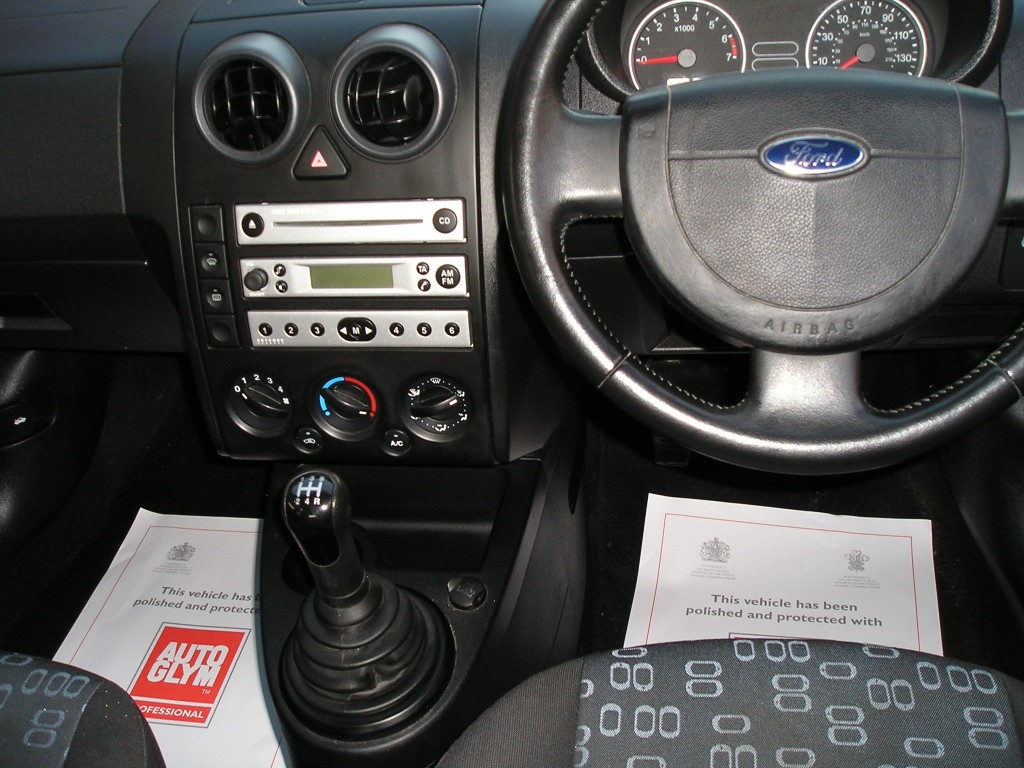 FORD FUSION 1.4 FUSION 2 5DR