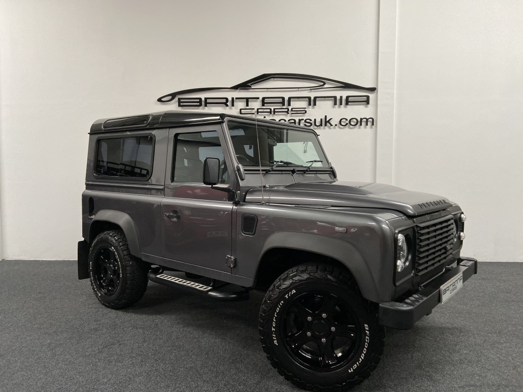 LAND ROVER DEFENDER 90 2.2 TD STATION WAGON 3DR