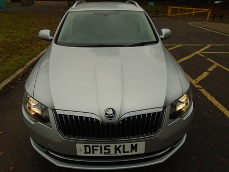 SKODA SUPERB 2.0 SE BUSINESS TDI CR 5DR