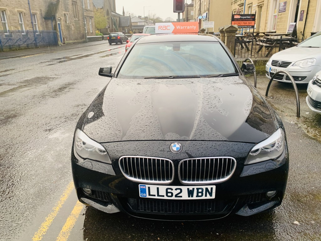 BMW 5 SERIES 2.0 520D M SPORT 4DR AUTOMATIC