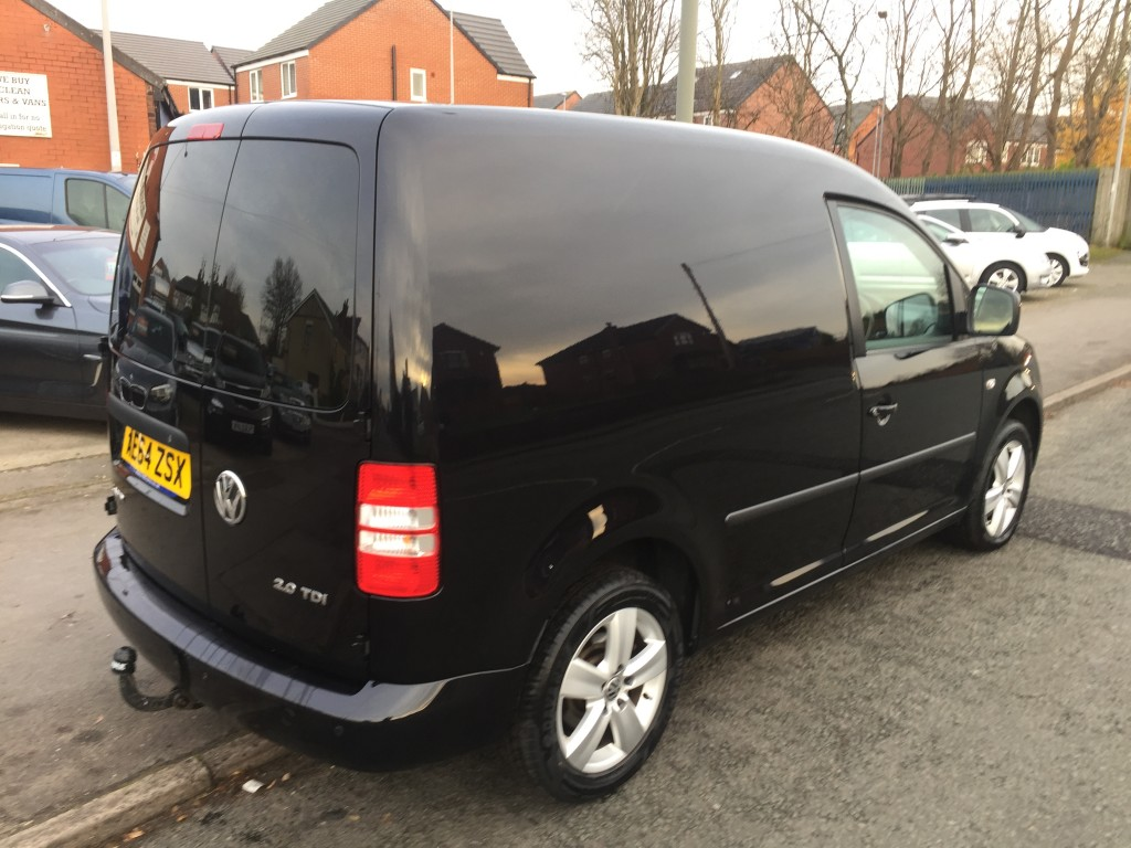 VOLKSWAGEN CADDY 2.0 C20 TDI HIGHLINE