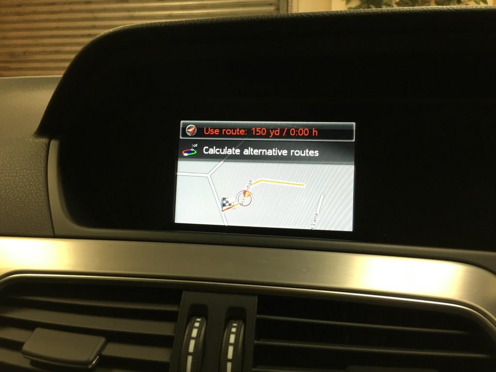 MERCEDES-BENZ C-CLASS 3.0 C350 CDI BLUEEFFICIENCY AMG SPORT PLUS 5DR AUTOMATIC