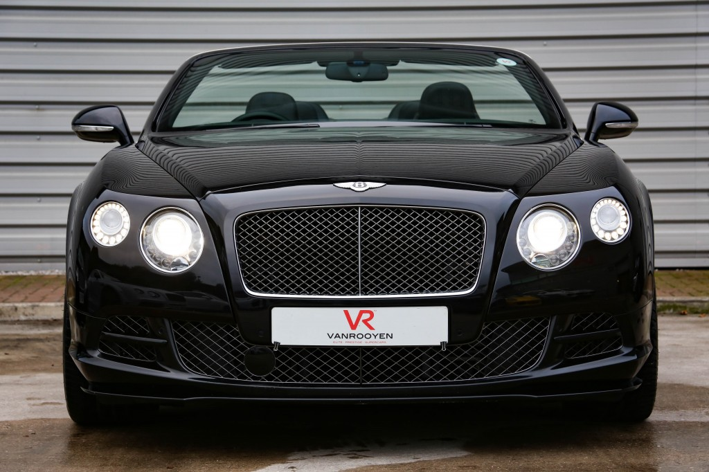 BENTLEY CONTINENTAL W12 GTC SPEED 6.0 2DR AUTOMATIC