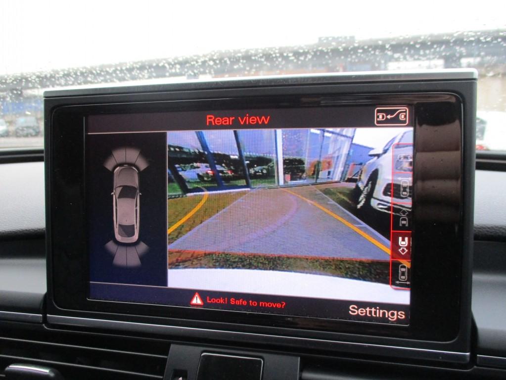 AUDI A7 4.0 S7 TFSI QUATTRO 5DR AUTOMATIC