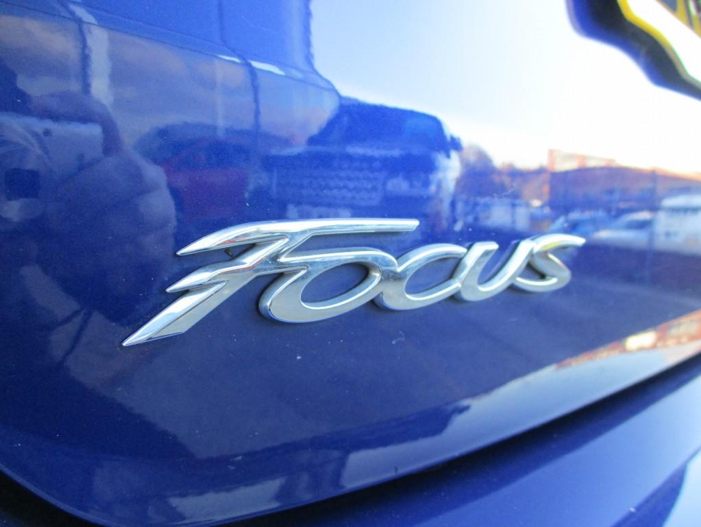 FORD FOCUS 1.5 ZETEC TDCI 5DR