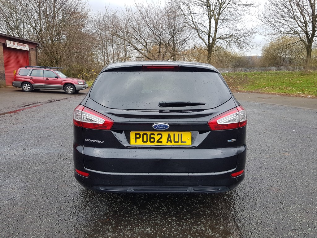 FORD MONDEO 1.6