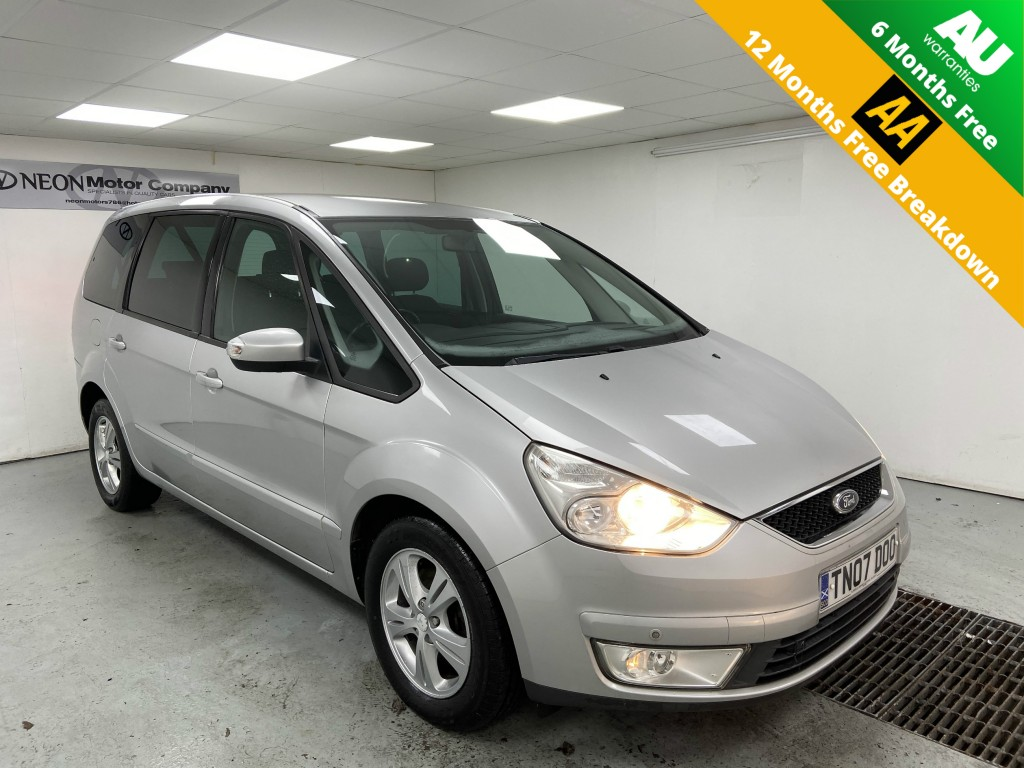 Used FORD GALAXY 2.0 ZETEC TDCI 5DR in West Yorkshire