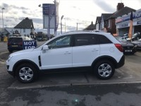 VAUXHALL ANTARA 2.2 EXCLUSIV CDTI 2WD S/S 5DR