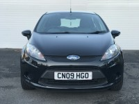 FORD FIESTA 1.4 STYLE PLUS TDCI 5DR