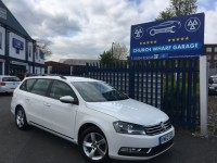 VOLKSWAGEN PASSAT 2.0 S TDI BLUEMOTION TECHNOLOGY 5DR