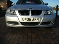 BMW 3 SERIES 2.0 320D SE 4DR