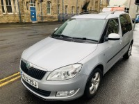 SKODA ROOMSTER 1.6 SE PLUS TDI CR 5DR