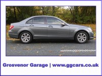 MERCEDES-BENZ C-CLASS 2.1 C200 CDI BLUEEFFICIENCY SE 4DR AUTOMATIC