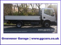 NISSAN NT400 CABSTAR 2.5 DCI 35.14 DROPSIDE