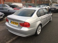 BMW 3 SERIES 2.0 318D SE 4DR AUTOMATIC
