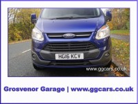 FORD TRANSIT CUSTOM 2.2 290 LIMITED LR P/V