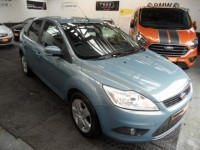 FORD FOCUS 1.8 STYLE 5 DOOR HATCHBACK A/C PETROL FSH LOW MILEAGE 53K IMMACULATE CONDITION