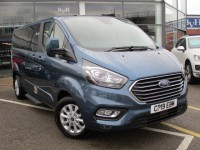 FORD TOURNEO CUSTOM 2.0 320 TITANIUM 4DR AUTOMATIC