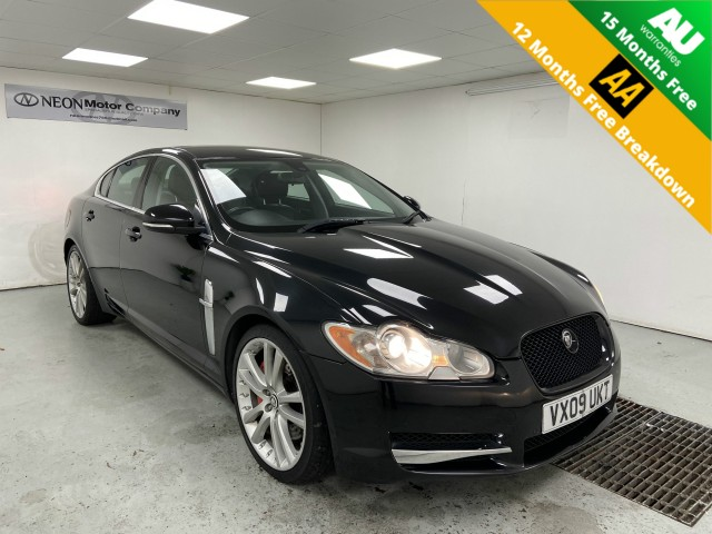 Used JAGUAR XF 3.0 V6 LUXURY 4DR AUTOMATIC in West Yorkshire
