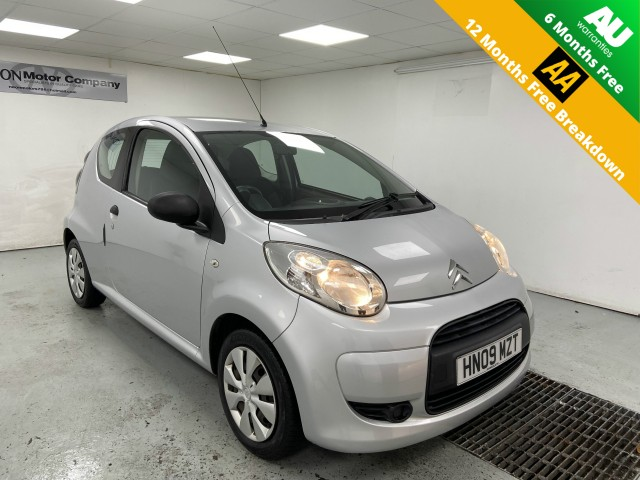 Used CITROEN C1 1.0 VT 3DR in West Yorkshire