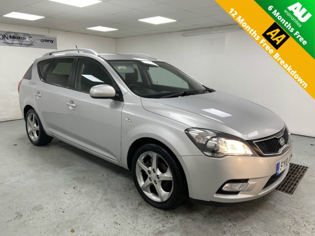 Used KIA CEED 1.6 3 SW CRDI 5DR AUTOMATIC in West Yorkshire