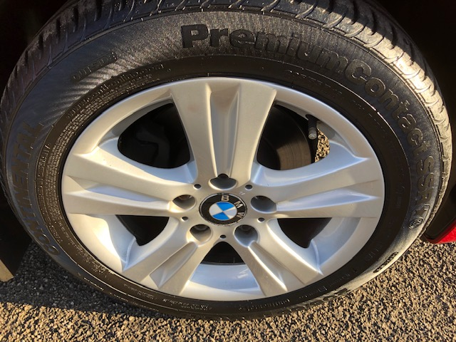 BMW 1 SERIES 2.0 116I SE 5DR AUTOMATIC