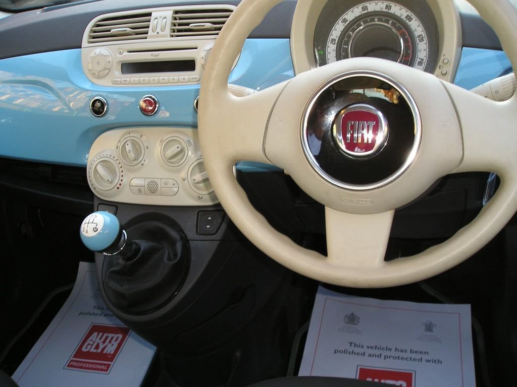 FIAT 500 1.2 COLOUR THERAPY 3DR 29K ONLY