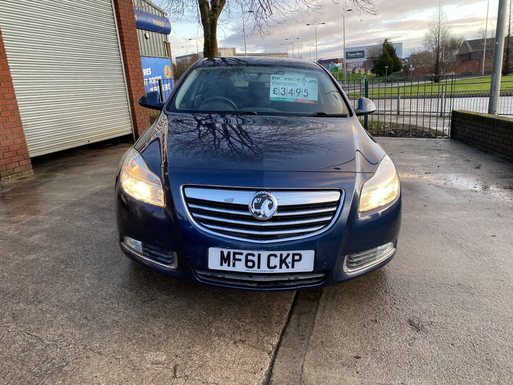 VAUXHALL INSIGNIA 1.8 EXCLUSIV NAV 5DR