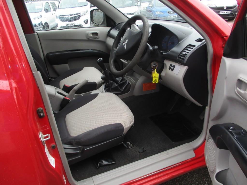 MITSUBISHI L200 2.5 4WD 4LIFE SCB