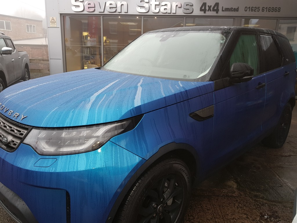 LAND ROVER DISCOVERY 3.0 SD6 COMMERCIAL SE AUTOMATIC