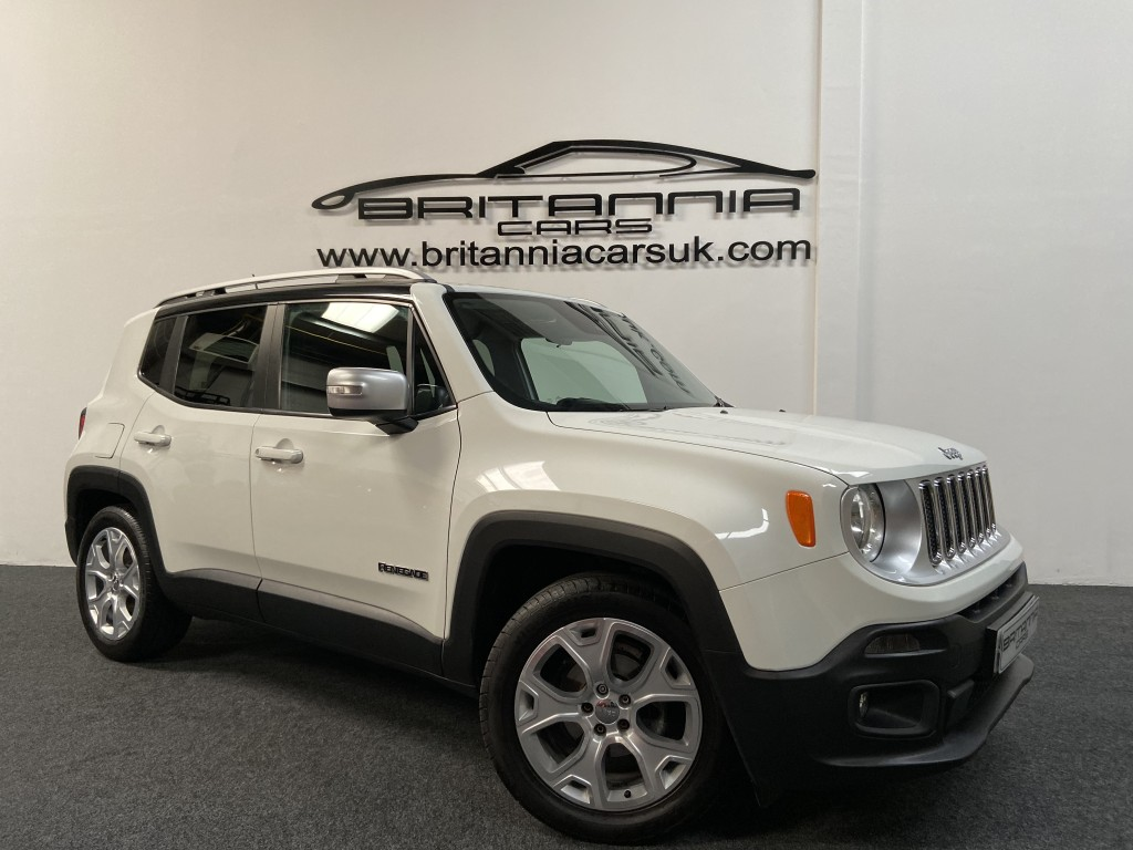 JEEP RENEGADE 1.4 LIMITED 5DR
