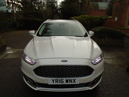 FORD MONDEO 2.0 VIGNALE TDCI 5DR AUTOMATIC