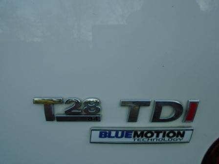 VOLKSWAGEN TRANSPORTER 2.0 T28 TDI P/V STARTLINE BMT