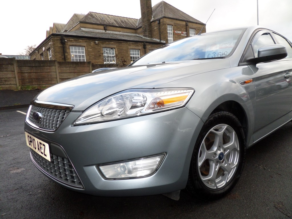 FORD MONDEO 2.0 ECONETIC TDCI 5DR