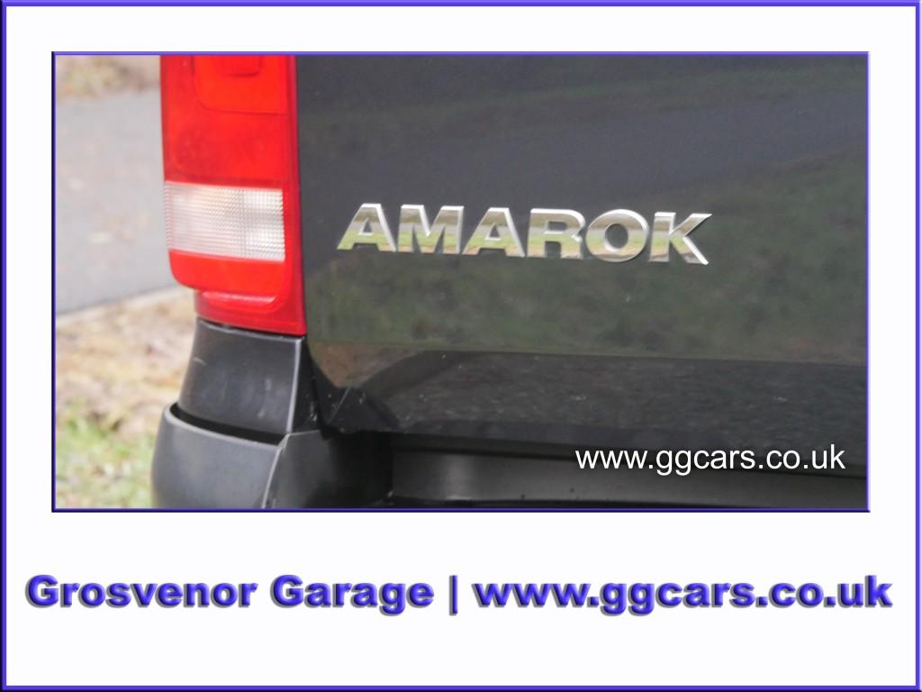 VOLKSWAGEN AMAROK 2.0 DC TDI TRENDLINE 4MOTION 4DR