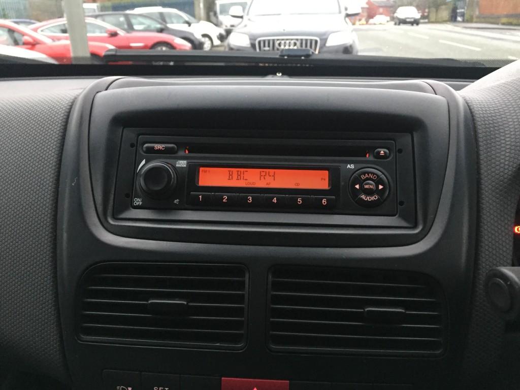 FIAT DOBLO CARGO 1.2 16V MULTIJET