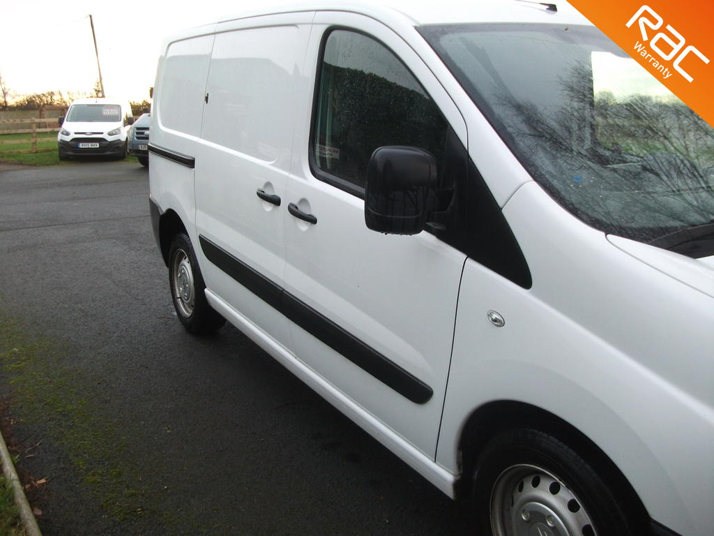 CITROEN DISPATCH 1.6 1000 L1H1 ENTERPRISE HDI