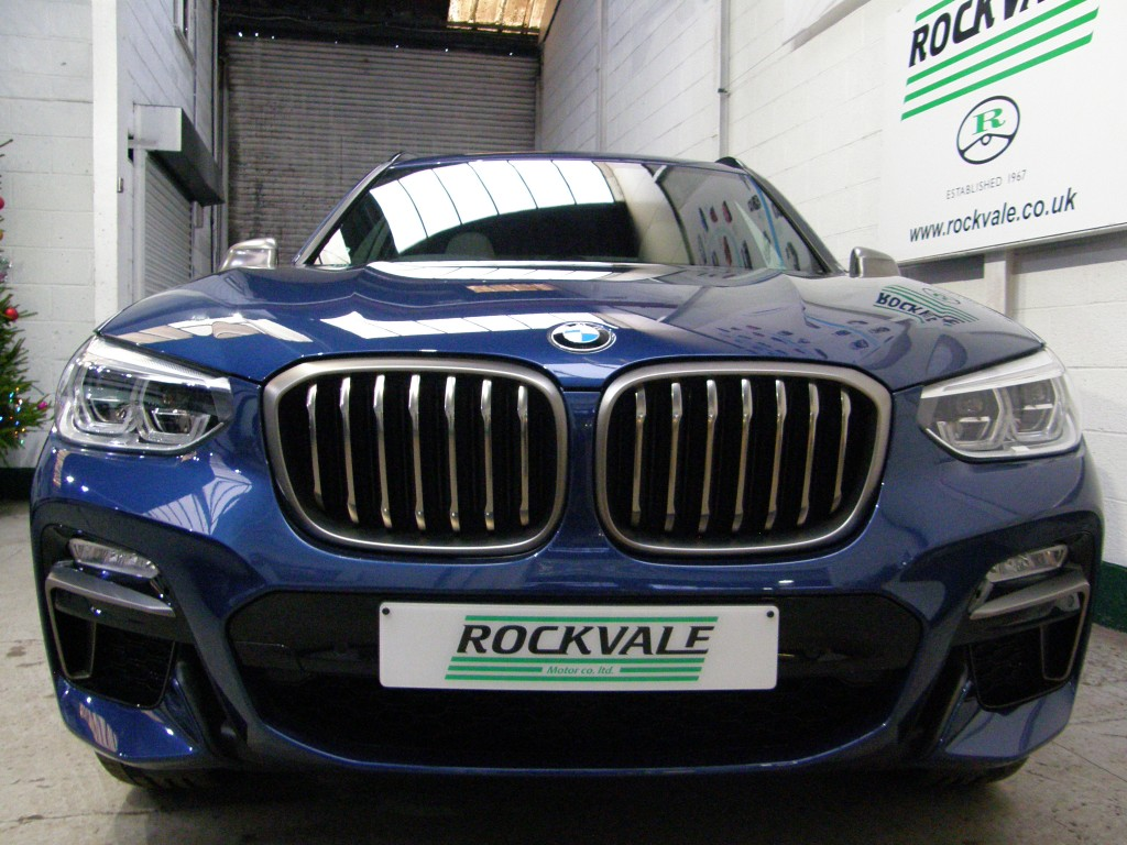 BMW X3 3.0 M40I 5DR AUTOMATIC