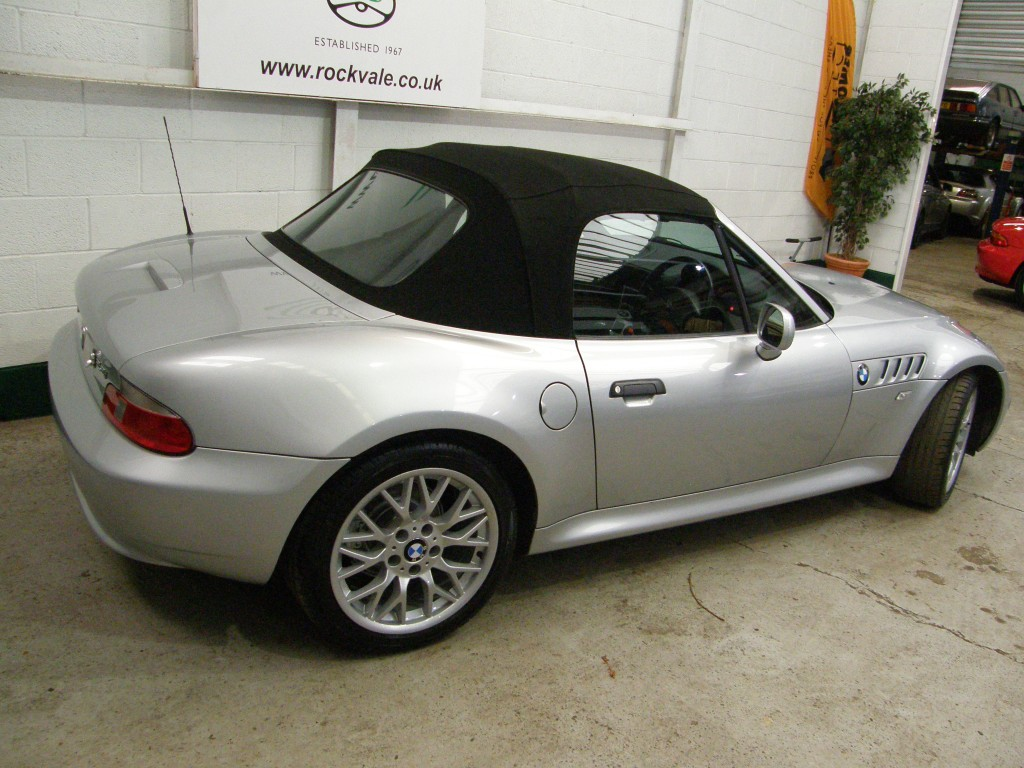 BMW Z SERIES 2.2 Z3 SPORT ROADSTER 2DR