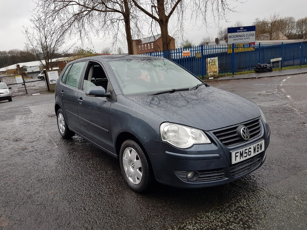 VOLKSWAGEN POLO 1.4 S TDI 5DR