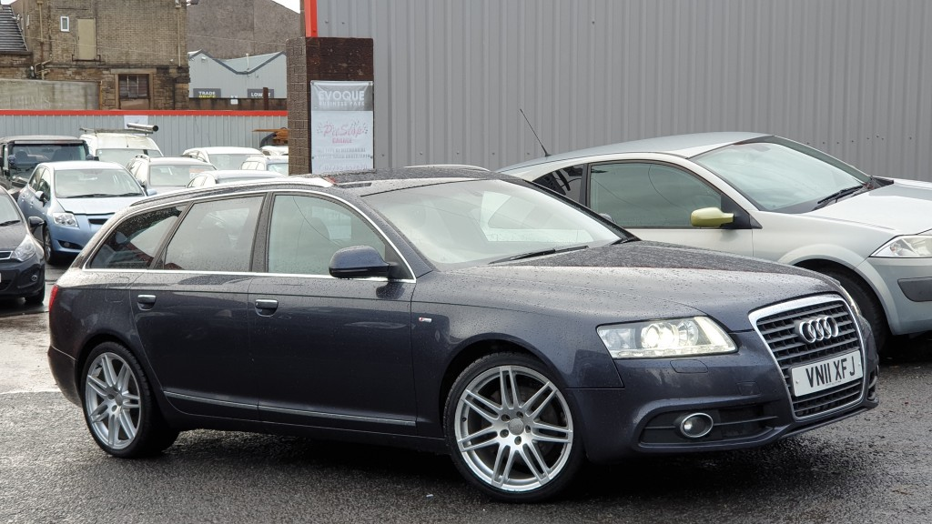 AUDI A6 2.0 AVANT TDI S LINE SPECIAL EDITION 5DR