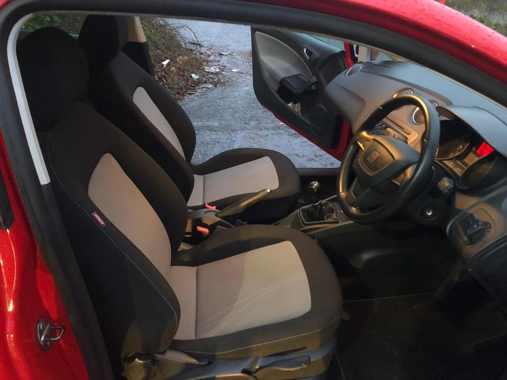 SEAT IBIZA 1.4 SE 3DR