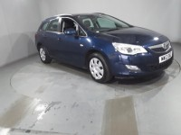 2012 (12) VAUXHALL ASTRA 1.4 EXCLUSIV 5DR