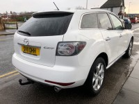 MAZDA CX-7 2.2 D SPORT TECH 5DR