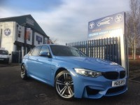 BMW 3 SERIES 3.0 M3 4DR SEMI AUTOMATIC