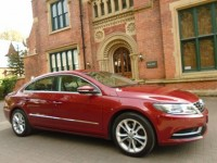 VOLKSWAGEN CC 2.0 TDI BLUEMOTION TECHNOLOGY DSG 4DR SEMI AUTOMATIC