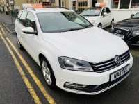 VOLKSWAGEN PASSAT 2.0 SE TDI BLUEMOTION TECHNOLOGY 5DR