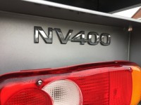 NISSAN NV400 SE DROPSIDE TRUCK  LONG WHEEL BASE