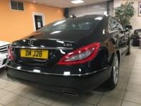 MERCEDES-BENZ CLS 2.1 CLS250 CDI BLUEEFFICIENCY 4DR AUTOMATIC